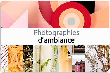 Photographies d'ambiance réalisées par le studio photo Lumiprod.