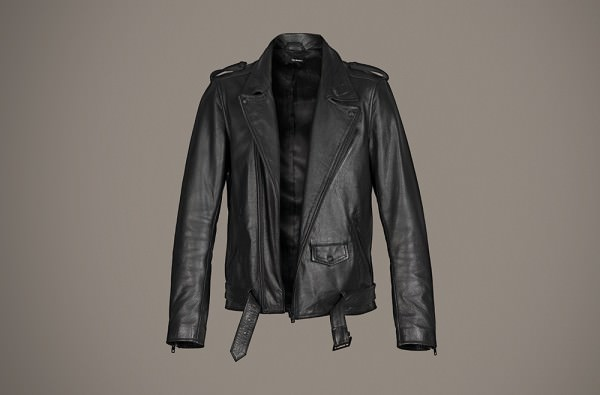Ghost/Mannequin Invisible : The kooples - Veste en cuir