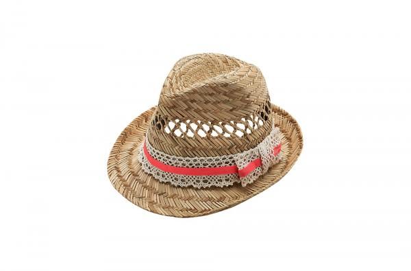 Lumiprod, packshot d'un chapeau de soleil inspiré du panama.