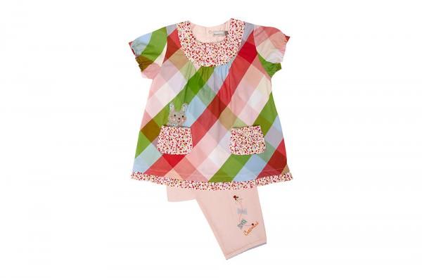 Lumiprod, ensemble pour fille Catimini. Prêt à porter pour enfant.
