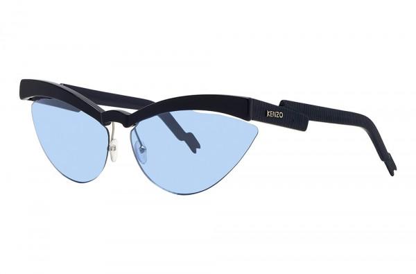 Lumiprod, packshot d'une paire de lunettes de soleil Kenzo.