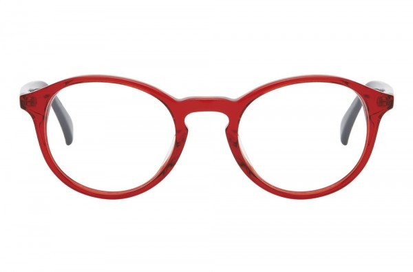 Photo en studio d'une paire de lunettes de vue Claro by Afflelou.