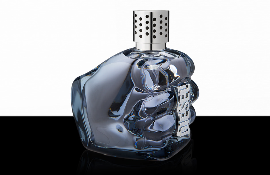 Photographie packshot du parfum Only The Brave Original de Diesel.