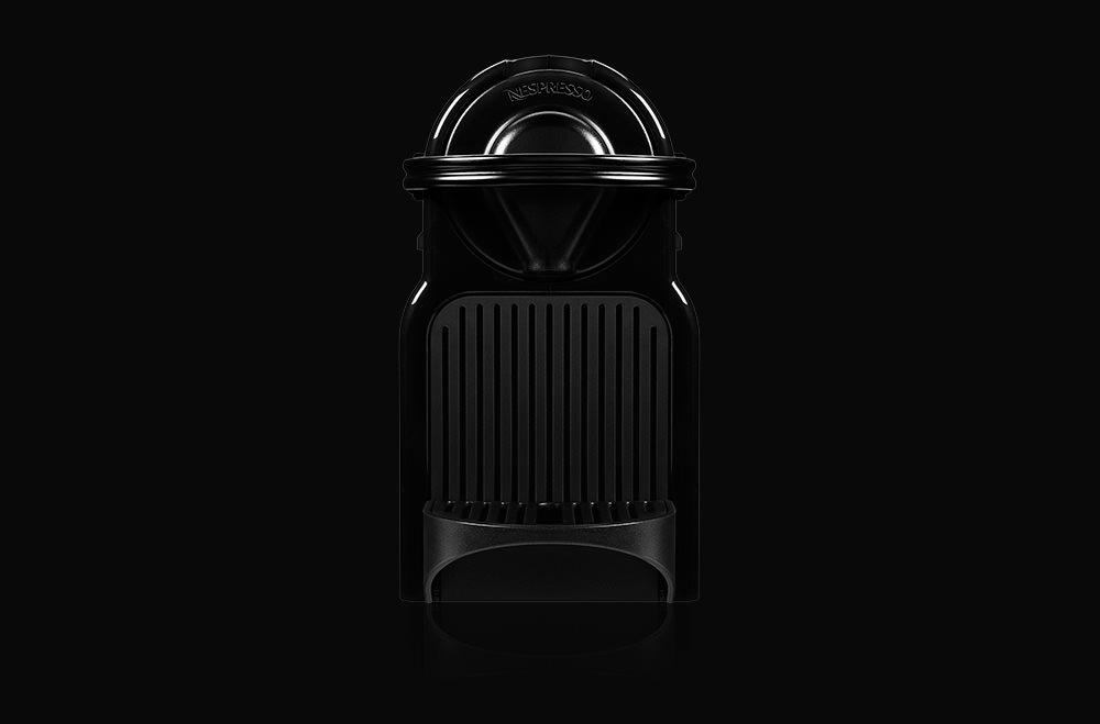 Photographie publicitaire : variation sur fond noir.