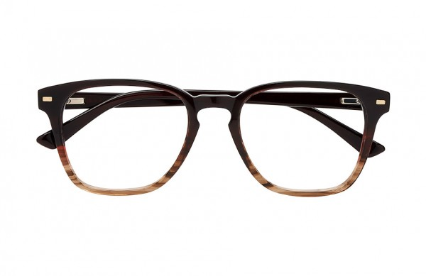 Photographie packshot en studio d'une monture de lunettes Claro Afflelou.