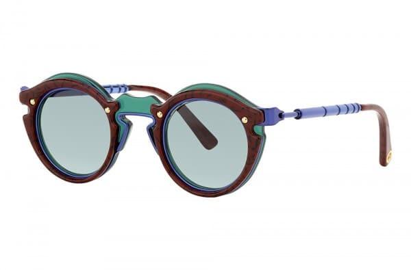 Lumiprod, photographie en studio de lunettes de soleil Kenzo.