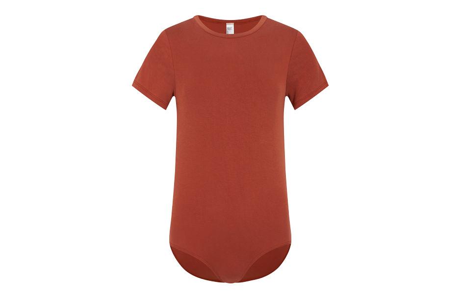Photographie packshot ghost d'un tee-shirt body American Apparel