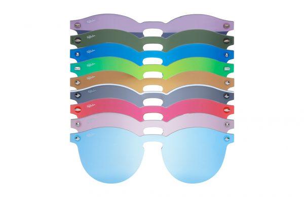 Lumiprod, photographe de verres de lunettes de soleil.