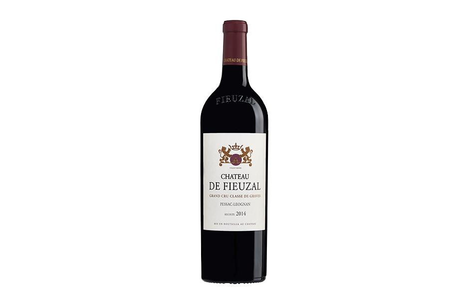 Photographie packshot de bouteille de vin grand cru.