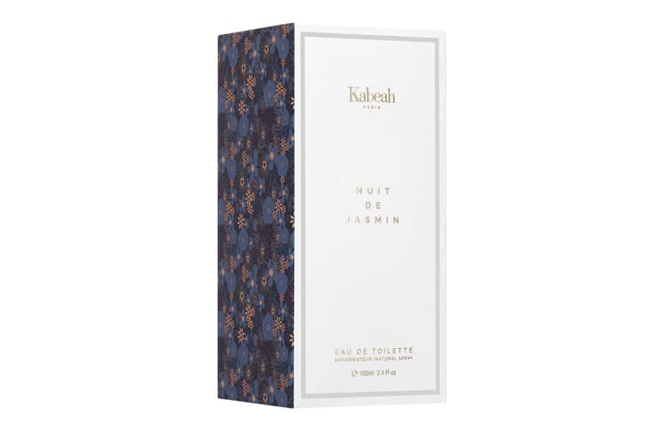 Lumiprod, prise de vue en studio d'un etui de parfum Kabeah.