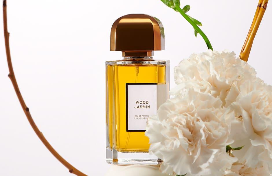 Lumiprod, photo d'ambiance de parfum pour BDK.