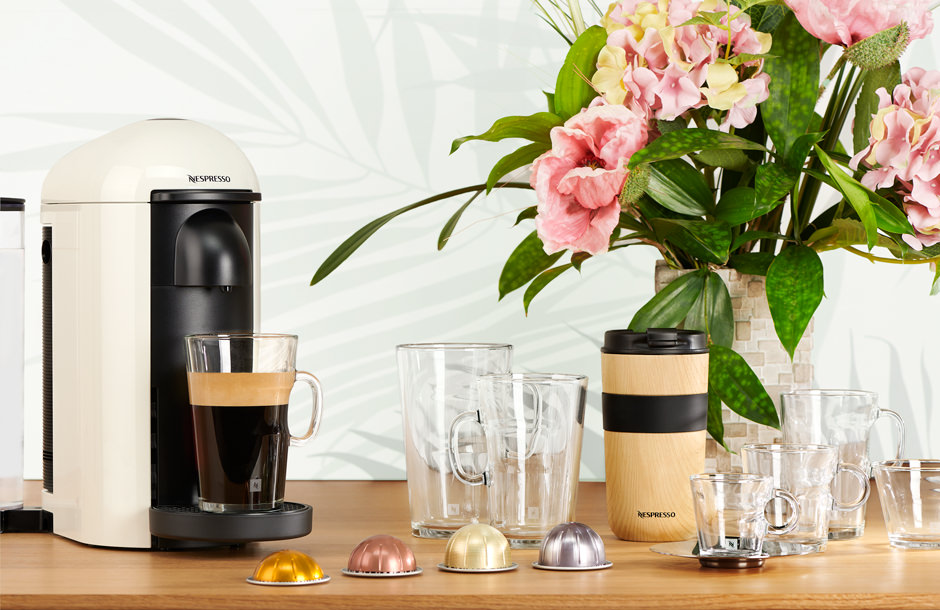 Lumiprod, photo d'ambiance pour Nespresso.